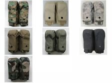 New Molle System Dual Pouches 7 Colors--Airsoft Game