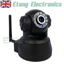 P2P IP WIFI LAN NETWORK CAMERA Home Monitor Night Vision per Android iPhone PC