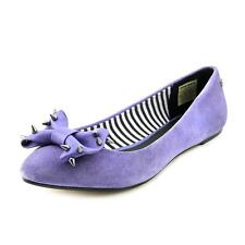 Diesel Bloomy Womens Leather Flats Shoes