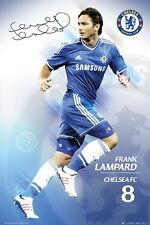 New Chelsea Football Club Frank Lampard Poster