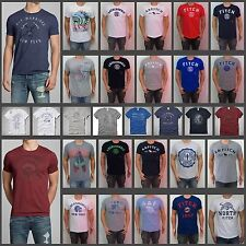 Nwt Abercrombie & Fitch Mens Tee T-Shirt Muscle By Hollister Sz S,M,L,XL,XXL