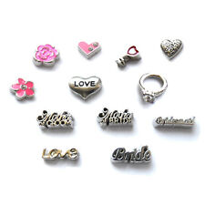 Charms for Living Memory Lockets Wedding Favours Marriage Bride Gift Hen Party