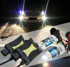 55W LX Slim Ballast BI-Xenon HID Conversion Headlight Bulbs Lights Kit H4 H/L