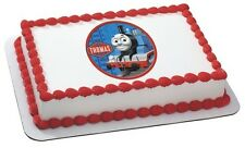 Thomas the Train ~ Frosting Sheet Cake Topper ~ Edible Image ~ D556