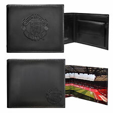 Manchester United FC Official Football Gift Embossed Crest Wallet (RRP £24.99!)