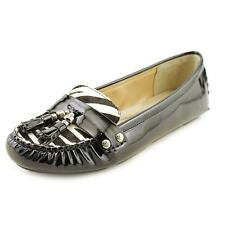 Ellen Tracy Nectar Womens Leather Loafers Shoes New/Display