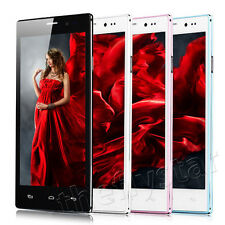 """5.5""""Capacitive Android4.2 Dual Sim Dual Cores Unlocked 3G/2G GPS Wifi Smartphone"""