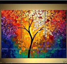 Large canvas NO frame. Modern hand-painted Art Oil Painting Wall Decor