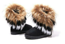 2014 New Women Autumn Winter Snow Boots Ankle Boots Warm Fur Shoes 3 Colors