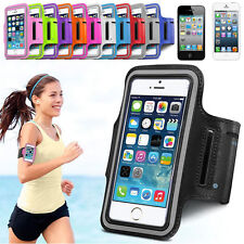 Sports Running Jogging Gym Armband Case Cover Holder for iPhone 5 5S 5C 4 4S New