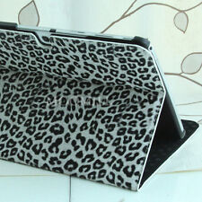 Luxury Lady Leopard Grain Leather Stand Case For Samsung Galaxy Tab3 10.1P5200