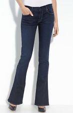 7 For All Mankind 24 28 KAYLIE SLim & Sexy Bootcut Jean Dark Wash NWT $169