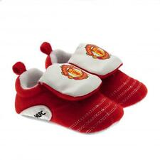 Manchester United F.C. Velcro Boot Crib in 0/3 - 3/6 - 6/9 - 9/12 Months
