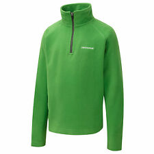 Craghoppers Yuri Boys HALF-ZIP Microfleece Fleece Top Jumper 5 - 13 yrs CKA139