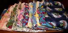1 You Choose Novelty Scrub Top Butterflies Chilly Willy Bugs Stars Looney Tunes