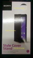 GENUINE NEW SONY Style Cover Stand SCR14 for XPERIA T2 ULTRA Auto wake/sleep