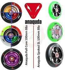 Anaquda Spoked / Full Core Stuntscooter Rolle 100mm inkl. Kugellager