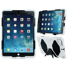 Kids Protective ShockProof Plastic & Rubber Foam Case for iPad Mini 2/3/4 Air