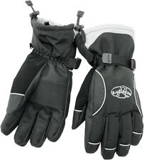 RU Outside Vortex 3-In-1 Winter Gloves Black