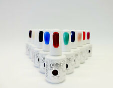 Harmony Hand & Nail Soak Off Gel Polish GELISH Assorted Colors 1400 - 1436 .5oz