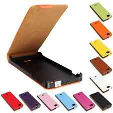 ULTRA SLIM Leather Flip Case Cover For Sony Xperia J St26i