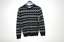 GANT Rugger knit jumper diamond jacquard