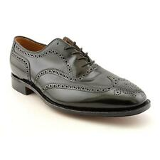Johnston & Murphy Waverly Mens Wingtip Leather Oxfords Shoes Used