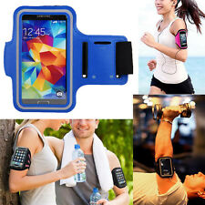 RANGERS Blue Armband Key Pouch For BLU Case Fitness Gear Sports Cover