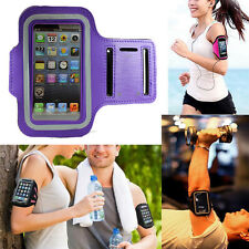 RANGERS Purple Armband Key Pouch For HTC Case Fitness Gear Sports Cover