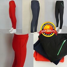 Girls Full Length Skinny Leggings  With Two Pockets School from 4 to 12 Years