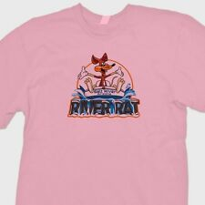 RIVER RAT Rafting Salt River AZ T-shirt Water Sports Tubing Tee Shirt
