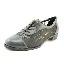 Jessica Simpson Tallinoh Womens Leather Oxfords Shoes