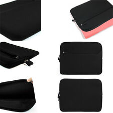 "Soft Neoprene Sleeve Case for 10.8"" 11"" 11.6"" Laptop Chromebook Ultrabook Tablet"