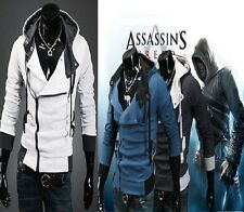Assassin's Creed sudadera Hooded Sweater Jacket encapuchonné cappuccio Kapuze