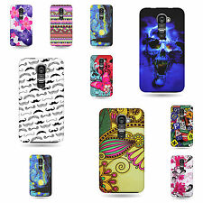 For LG G2 VS980 Verizon Hard Slim Design Snap On Cover Various Cases