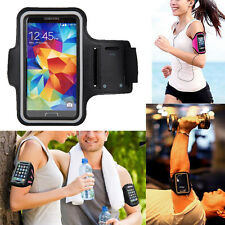 RANGERS Black Armband Key Pouch For Samsung Case Fitness Gear Sports Cover