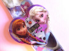 FROZEN CHARACTERS SLAP ON Digital WATCH  6 To Choose From  Free Post