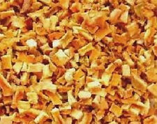 Dried Orange Peel Cut Sifted Up To 3 lbs (pounds lb oz ounce 1 2 4 8 12 16)