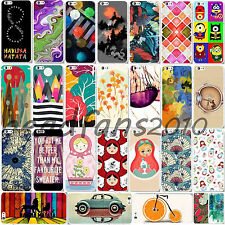 """Fashion Colorful Paint Hard Back Cover Case For Apple iPhone 6 4.7"""" 6 Plus 5.5"""""""