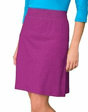 Hanes Signature Women's Stretch Cotton Skirt