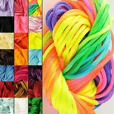 2mm nylon chinese knot beading jewelry cords string rope thread colorful craft