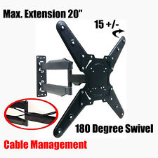 "Extending Tilting Universal Wall Mount Bracket Fit For 26"" - 47"" LED LCD Plasma"