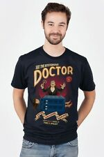 The Mysterious Doctor - Mens T-Shirt - Peter Capaldi / Dr Who