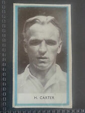 Football Soccer : Phillips BDV package BLUE Paper 1950 cigarette card SELECTION