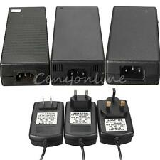 AC 100-240V DC 12V 24V 2/3/5/6/8/10A Power Supply for LED Light Strip TV Camera