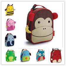 11 Types Animal Skip Hop Zoo Lunchie Kids Toddler Insulated Lunch Bag Backpack x