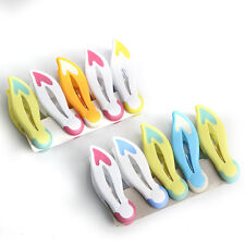 Cute Plastic Laundry Clothes Pins Washing Line Pegs Clips