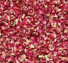 Dried Rose Petals Any Amount