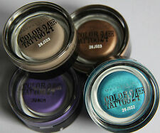 Maybelline Color Tattoo 24 Hour Eye Shadow Cream ❤ Pick one ❤  Buy 5 get 1 FREE!