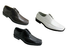 Men's Oxfords Formal Dress or Casual Man Made Upper Leather Shoes Style #4805